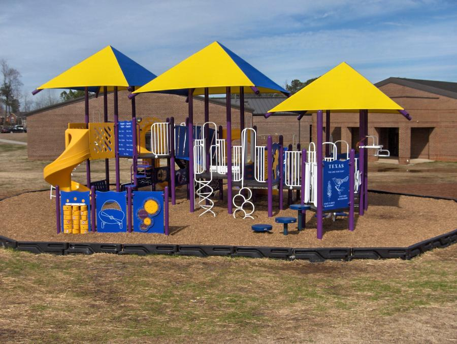 Contact us to custom design your future playground equipment Wonder